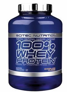 Bilde av Scitec 100% Whey Protein 2350g - Sjokolade -