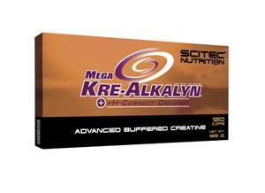 Bilde av Scitec Mega Kre-Alkalyn 120 kapsler - Kreatin