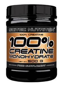 Bilde av Scitec 100% Creatine Monohydrate - 500g - Kreatin
