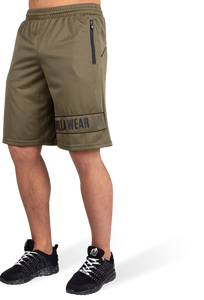 Bilde av Gorilla Wear Branson Shorts Army Green