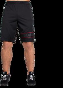 Bilde av Gorilla Wear Branson Shorts Black/Red