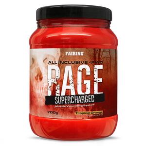 Bilde av Fairing Rage Supercharged - 700g