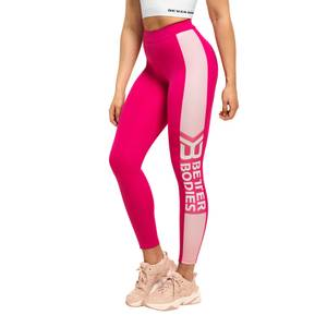 Bilde av Better Bodies Chrystie High Tights - Hot Pink