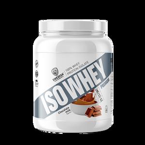 Bilde av Swedish Supplements Iso Whey 920g - proteinpulver