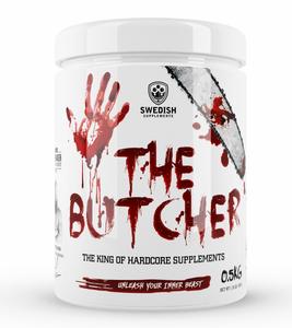Bilde av 3 for 2 - Swedish The Butcher - Pre workout