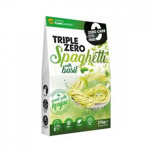 Bilde av Triple Zero Pasta 380g - Spagetti Basil