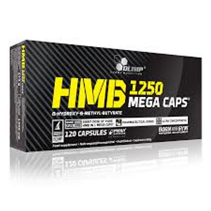 Bilde av Olimp HMB MEGA CAPS -  120 kapsler - Aminosyrer