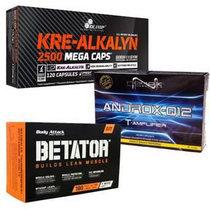 Bilde av Kraftpakke! Betator, Q12 & Kre-Aalkalyn