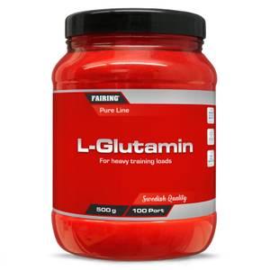 Bilde av Fairing L-Glutamin 500g