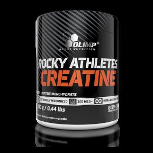 Bilde av Olimp Rocky Athletes Creatine Powder 200g -