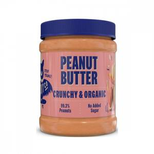 Bilde av HealthyCo Eco Peanut Butter 12 x 350g - Crunchy