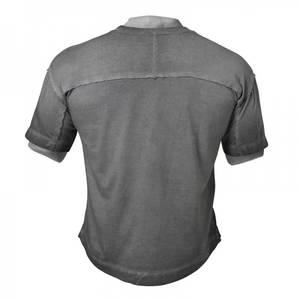 Bilde av Gasp HL Yoke Tee - Metal - T-skjorte