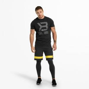 Bilde av Better Bodies Fulton Shorts - Black
