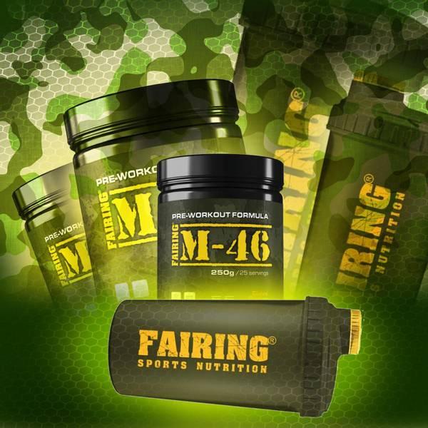 Fairing M46 PreWorkout 250g