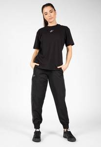 Bilde av Gorilla Wear Bixby Oversized T-shirt - Sort