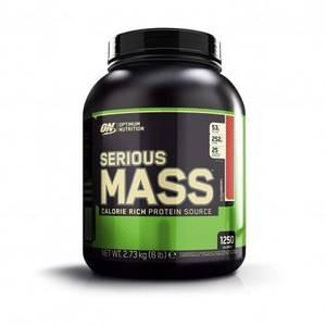 Bilde av Optimum Nutrition Serious Mass 2,73 kg -
