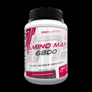 Bilde av Trec Amino Max 6800, 320 kapsler - Aminosyrer