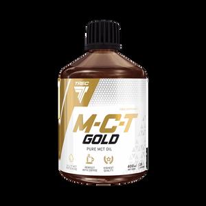 Bilde av Trec MCT Gold - Olje 400 ml