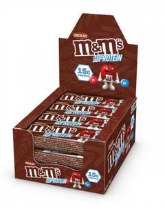 Bilde av M&M Proteinbar 12x51g - Sjokolade