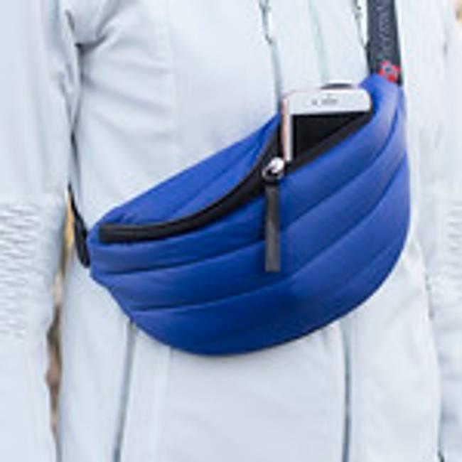 Bum Bag Cobolt blå - Kanonpris