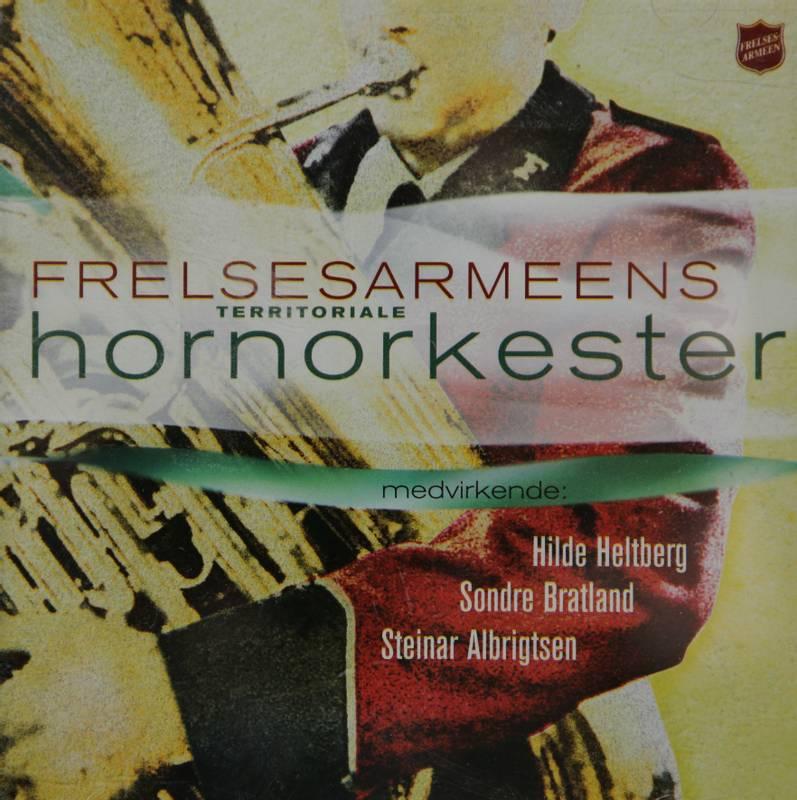 Frelsesarmeen territoriale hornorkester