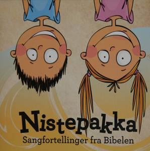 Bilde av Nistepakka (sangfortellinger