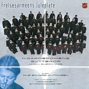 Bilde av Frelsesarmeens juleplate 2004