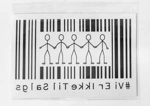 Bilde av Anti-trafficking tattoo