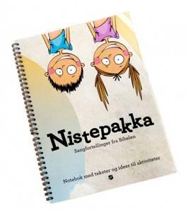Bilde av Nistepakka notehefte
