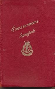 Bilde av Frelsesarmeens sangbok (1930)