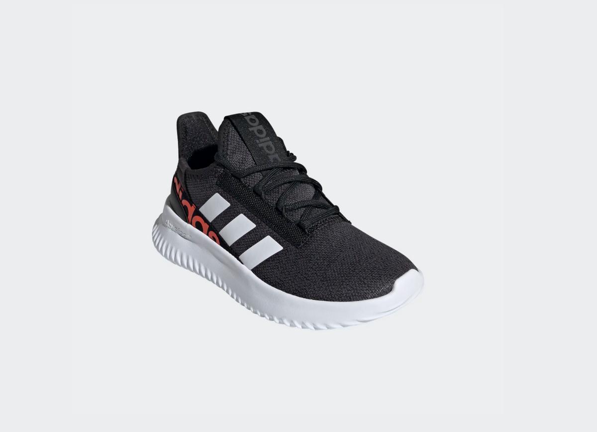 Mørk Grå/Rød Adidas Kaptir 2.0 Sneakers
