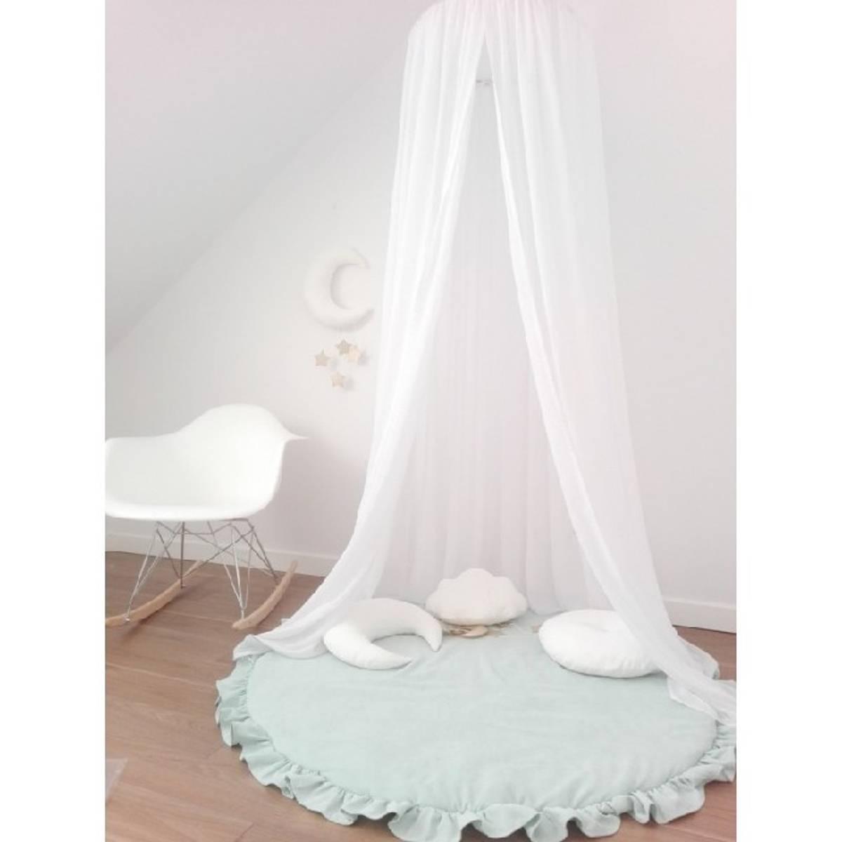 Sengehimmel Canopy - white