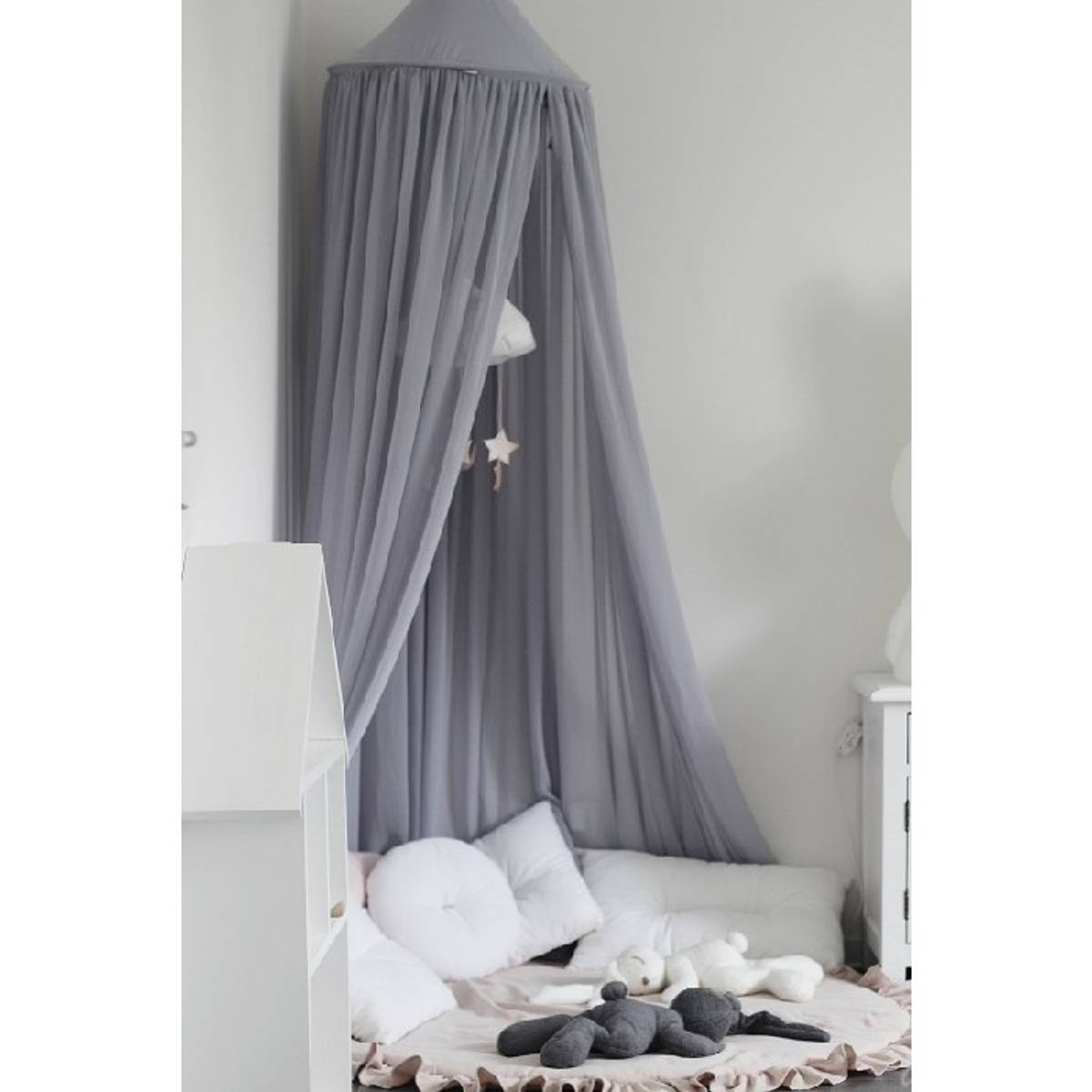 Sengehimmel Canopy - grey
