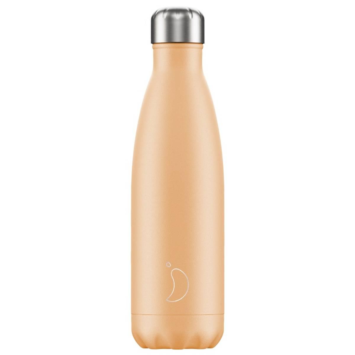 Orange Pastell Chilly Bottle