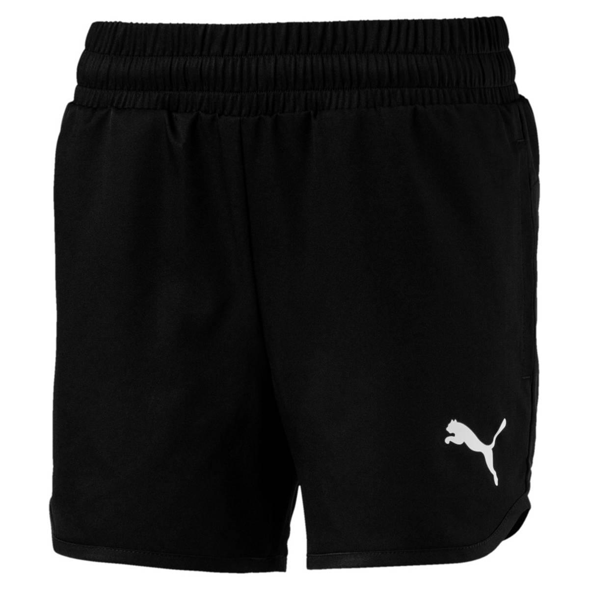 Sort Puma Active Girl Shorts