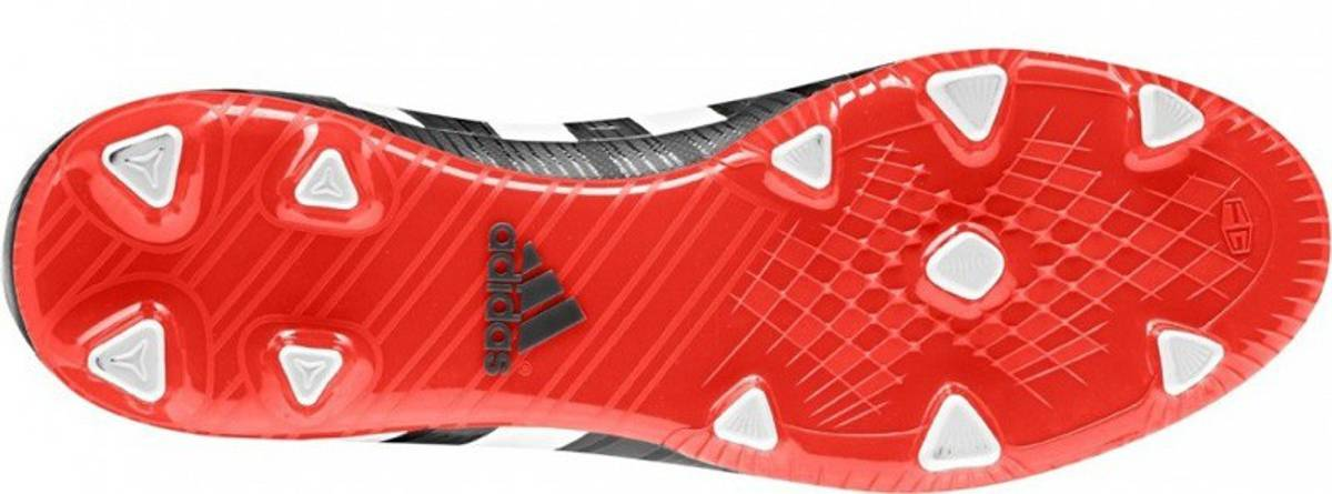 Adidas absolado instinct fotballsko - Rød