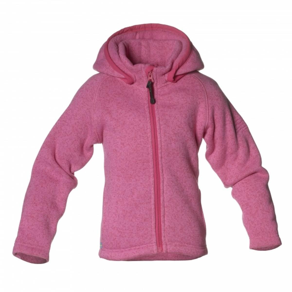 Isbjørn RIB Sweater - Rosa