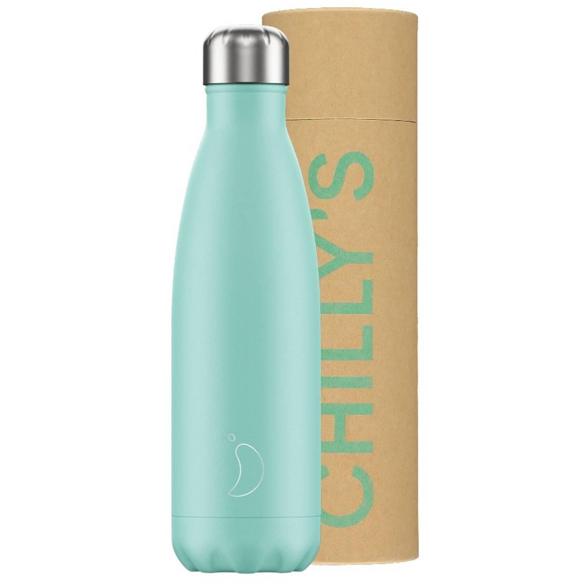 Grønn Pastell Chilly Bottle