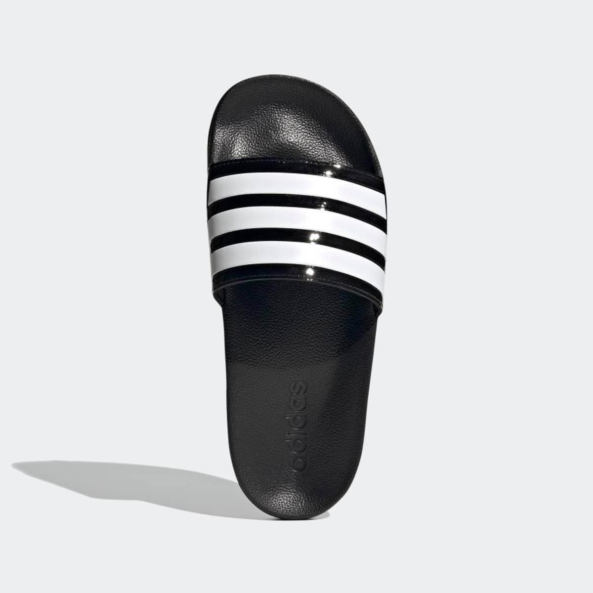 Core Black Adidas Adilette Sandaler