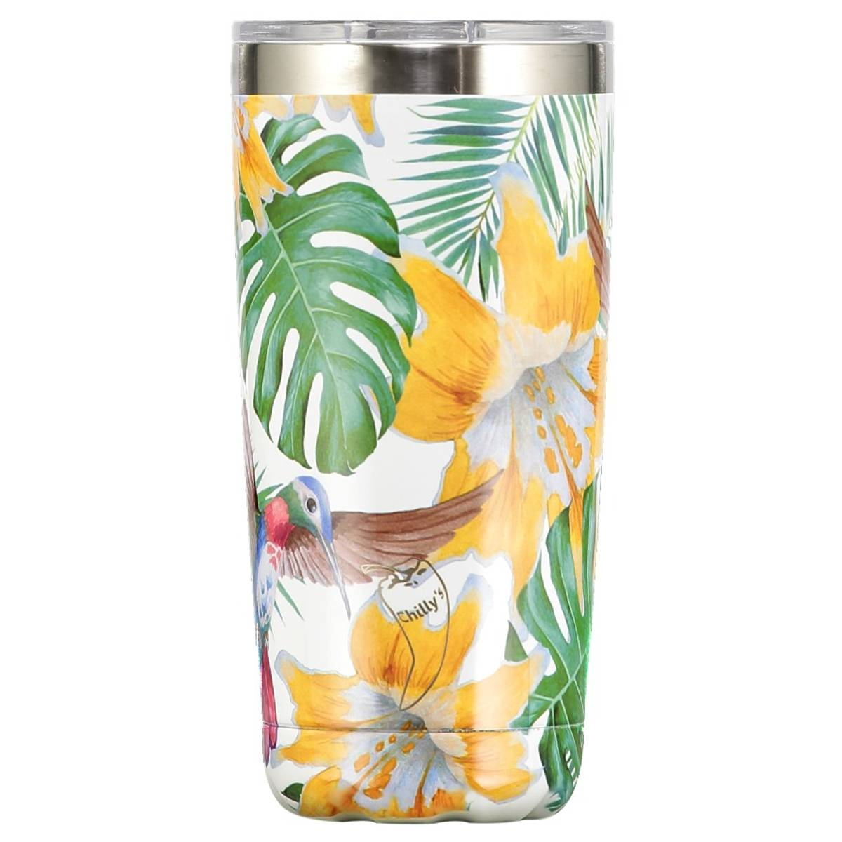Tropical Flowers Chilly´s Tumbler Kopp