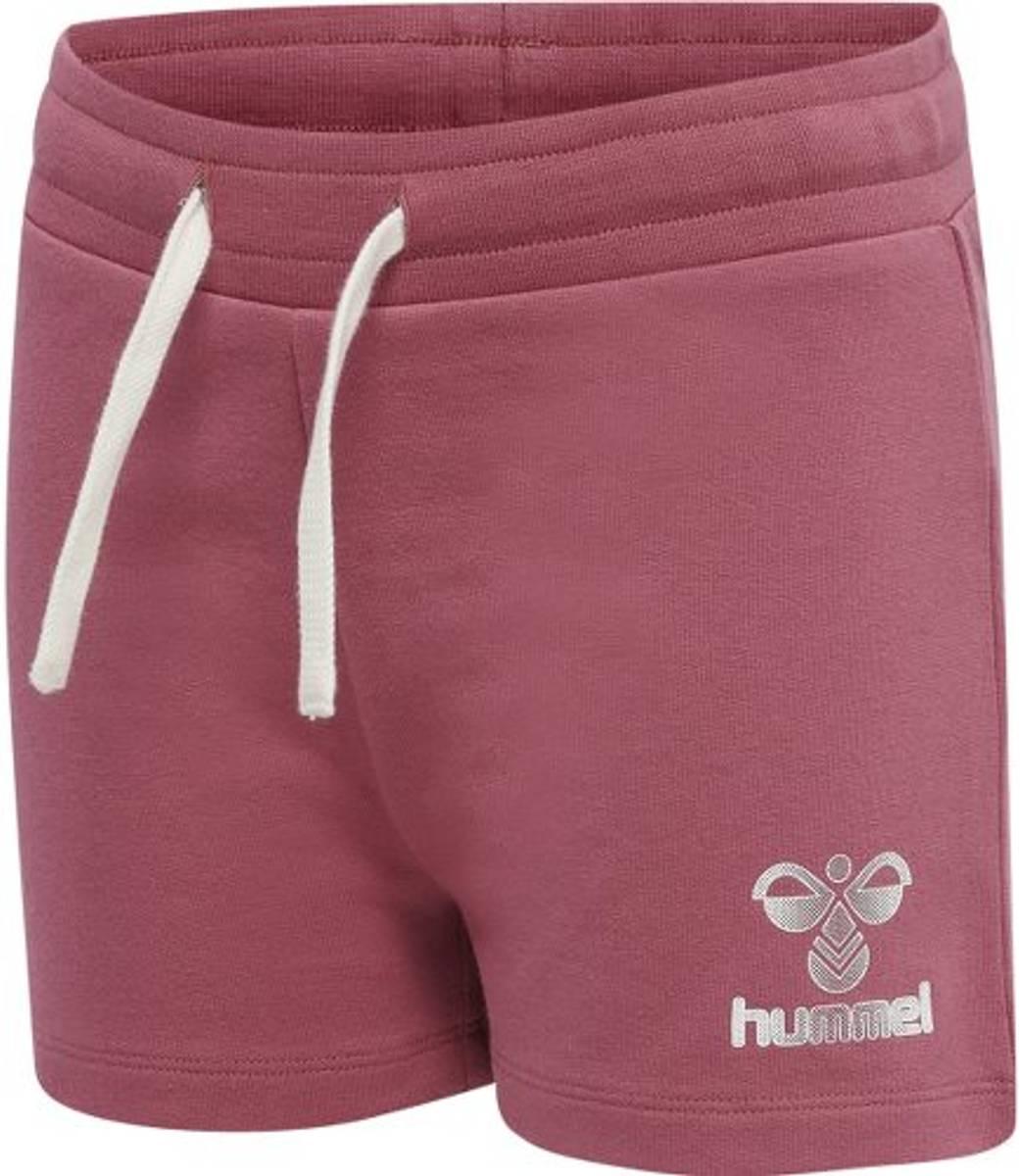 Rose Wine Hummel Proud Shorts Jente