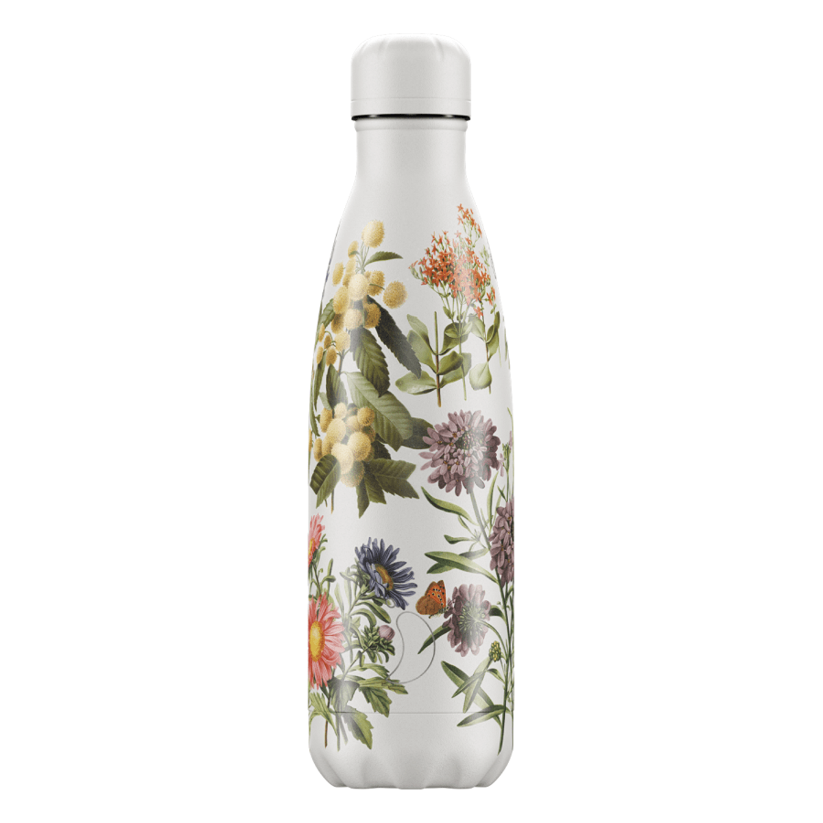Botanical Flowers Chilly Bottle