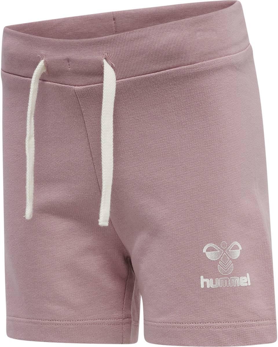 Lys Rosa Hummel Proud Shorts Jente