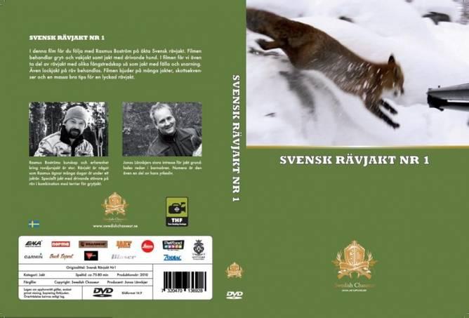 Bilde av Svensk Revejakt nr1