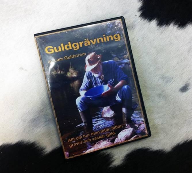 Bilde av Gullgraving av Lars Guldstrøm
