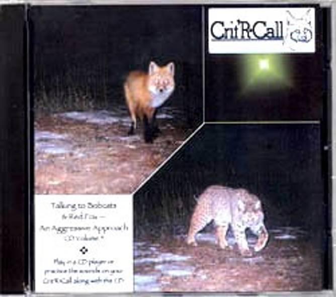 Bilde av Critr Call CD m/ekte