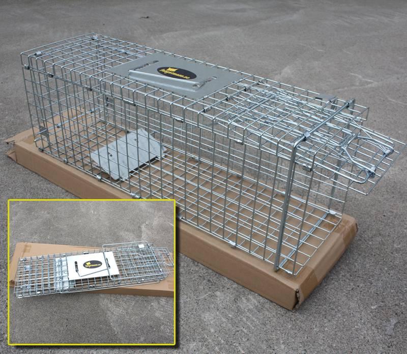 Bilde av Kattefelle - sammenleggbar forlevende fangst