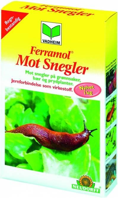 Bilde av FERRAMOL mot snegler