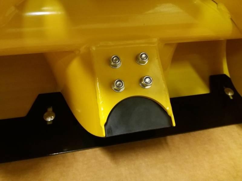Bilde av RAMMY 120 ATV Elstart snøfreser med større motor