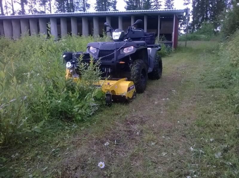 Bilde av RAMMY 120 BEITEPUSSER Plenklipper ATV